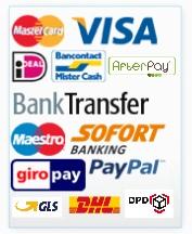 Zahlung und Sendung