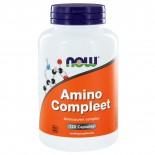 Amino Compleet (120 caps) - NOW Foods