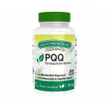 PQQ (as PureQQ™) 20 mg (non-GMO) (60 Vegicaps) - Health Thru Nutrition