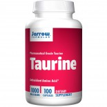 Jarrow Formulas, Taurine, 1000 mg, 100 Capsules