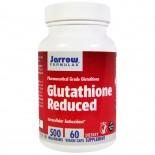 Jarrow Formulas, Glutathione Reduced, 500 mg, 60 Veggie Caps