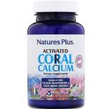 Activated Coral Calcium (90 Vegetarian Capsules) - Nature's Plus