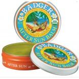 Biologische After Sun Balm, blaue Rainfarn & Lavendel (21g) - Badger