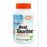 Doctor's Best, besten Taurin (120 vegetarische Kapseln)