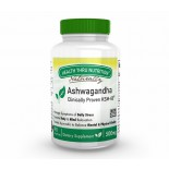 Ashwagandha KSM-66 500mg (non-GMO) (90 Vegicaps) - Health Thru Nutrition
