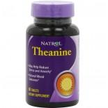Natrol, Theanin, 60 Tabletten