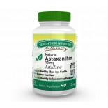 Astaxanthin 12mg - Natural (non-GMO) (30 Softgels) - Health Thru Nutrition