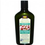 Avalon Organics, Shampoo, Teebaum Kopfhaut Behandlung (325 ml)