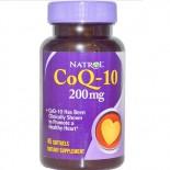 Natrol, Co-Q10 200 mg, 45 Kapseln