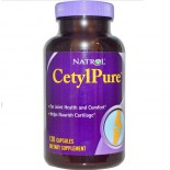 Natrol, Cetyl Pure, 120 Kapseln