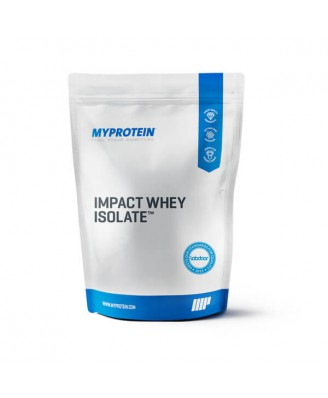 Impact Whey Isolate - Unflavoured 1KG - MyProtein