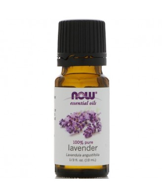 Essential Oils- Lavender (10 ml) - Now Foods