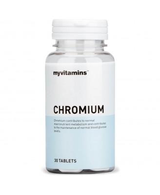 Chromium (90 Tablets) - Myvitamins