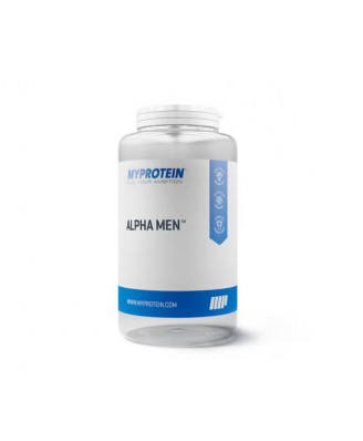 Alpha Men Super Multi Vitamin - 120 Tabs - MyProtein