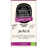 Organic Maca (60 veggie caps) - Royal Green
