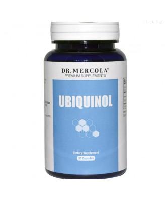 Dr. Mercola, Ubiquinol, verbesserte Bioaktivität Coenzym Q10 100 mg, 30 Kapseln Licaps
