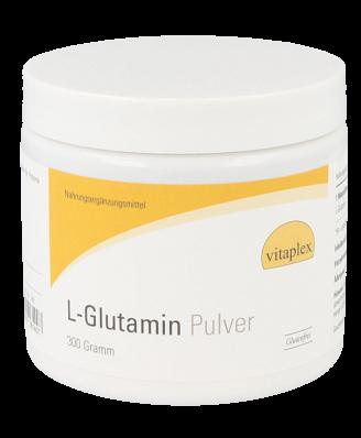 L-Glutamin Powder (300 Gram) - Vitaplex