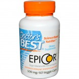 Epicor 500 mg (60 Veggie Caps) - Doctor's Best