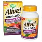 ALIVE!® EINMAL TÄGLICH FRAUEN 50+MULTI Ultra 60 Tabletten