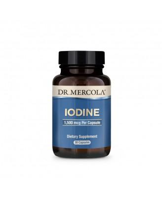 Iodine (30 Capsules) - Dr. Mercola