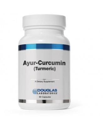 Ayur-Curcumin Cap Turmuric (90 capsules) - douglas Laboratories