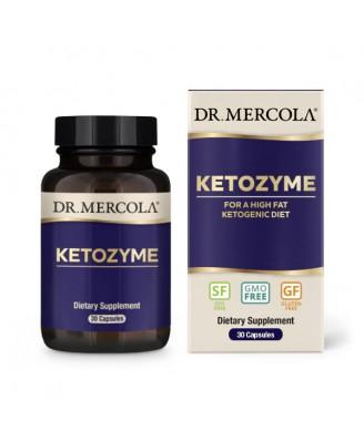 Ketozyme (30 Capsules) - Dr. Mercola