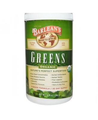 Barlean's, organischen grünen 8,46 oz (240 g)
