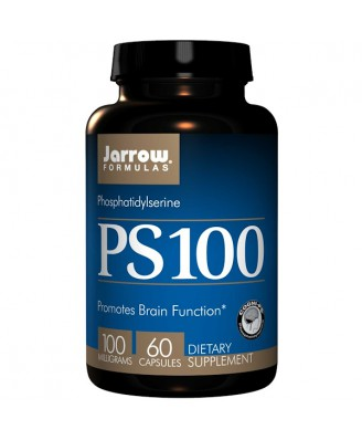 PS 100 Phosphatidylserine 100 mg (60 Capsules) - Jarrow Formulas