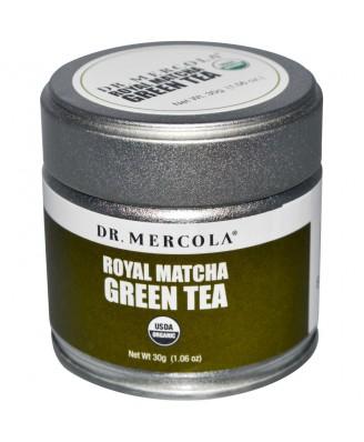 Royal Matcha Green Tea (30 g) - Dr. Mercola