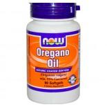 Oregano Oil - 90 Softgels - Now Foods