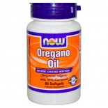 Oregano Oil - 90 Softgels - Now Foods