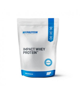 Impact Whey Protein, Natural Strawberry 1kg