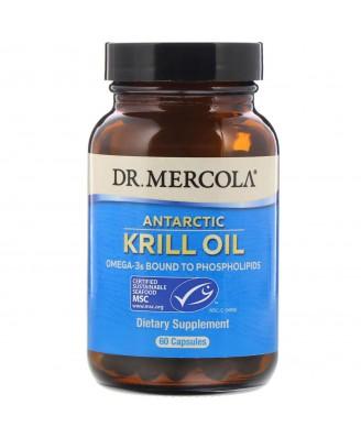 Krill Oil (60 Capsules) - Dr. Mercola