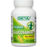 Deva, Glucosamin MSM & CMO, Veganer, 90 Tabletten