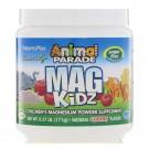 Animal Parade - Mag Kidz - Children's Magnesium - Natural Cherry Flavor (171 grams) - Nature's Plus