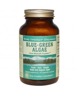 The Synergy Company, Bio blau-grüne algen, 90 vegetarische Kapseln