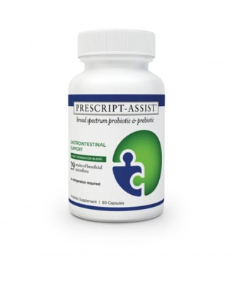 Probiotica - Prescript-Assist Broad Spectrum Probiotic Complex (60 Capsules) - LL Magnetic Clay