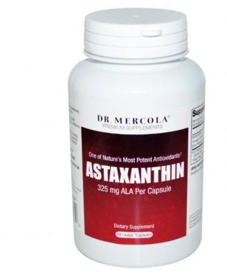 Astaxanthin (90 Licaps Capsules) - Dr. Mercola