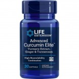 Advanced Bio-Curcumin with Ginger & Turmerones (30 Softgels) - Life Extension