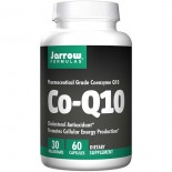 Co-Q10 30 mg (60 Capsules) - Jarrow Formulas