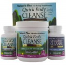 Quick Body Cleanse, 7 Day Program, 3 Part Program ( ) - Nature's Plus