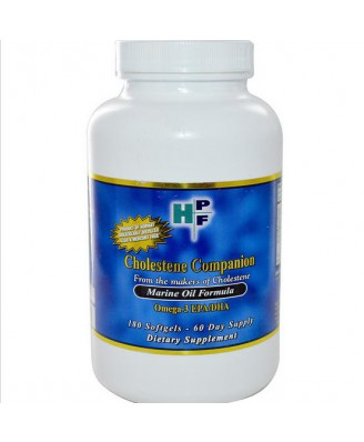 Healthy Origins, Cholestene Begleiter, Marine Öl-Formel, 180 Kapseln