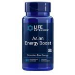 Asian Energy Boost - 90 Vegetarische Kapseln - Life Extension