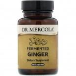Fermented Ginger (60 Capsules) - Dr. Mercola