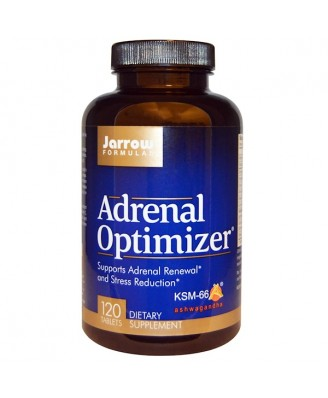 Adrenal Optimizer (120 tablets) - Jarrow Formulas
