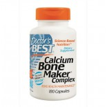 Doctor's Best, Calcium Bone Maker Complex, 180 Capsules