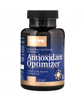 Antioxidant Optimizer (90 tablets) - Jarrow Formulas
