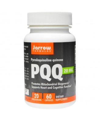 PQQ (Pyrroloquinoline Quinone) 20 mg (60 Capsules) - Jarrow Formulas