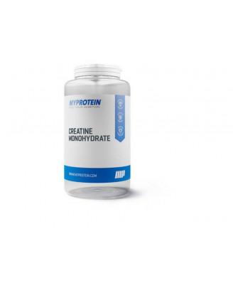 Creatine Monohydrate Geschmacksneutral - 250 Tabletten - MyProtein