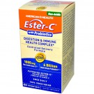 American Health, Ester-C mit Probiotika, Verdauung & immun Health Complex, 60 Veggie-Tabs
